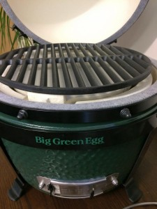 Big Green Egg Mini Maxi