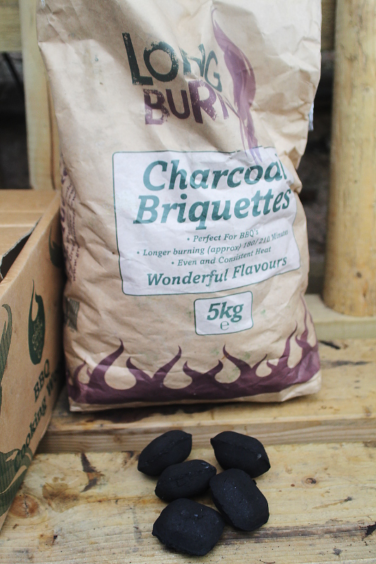 Green olive briquettes
