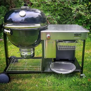 Weber Summit Charcoal - Grill Center