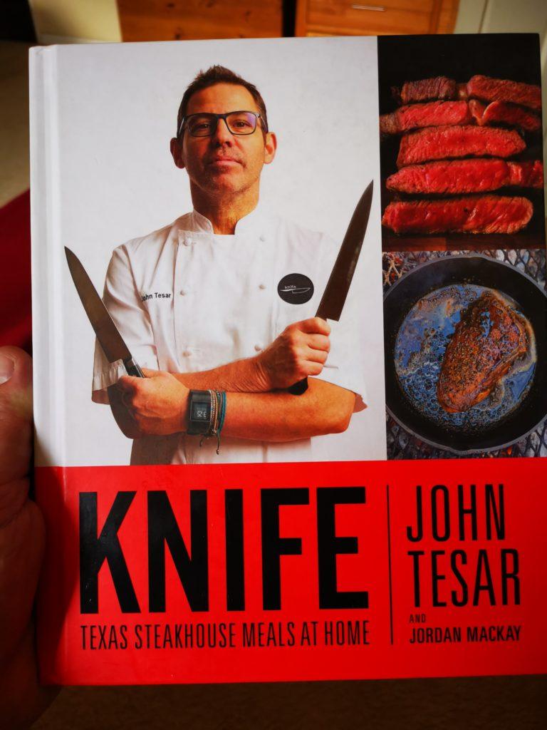 Knife -John Tesar